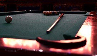 Professional pool table setup in Ladysmith content img2