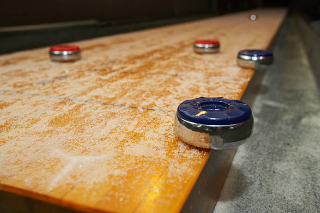 SOLO® Shuffleboard Movers Ladysmith, Virginia.
